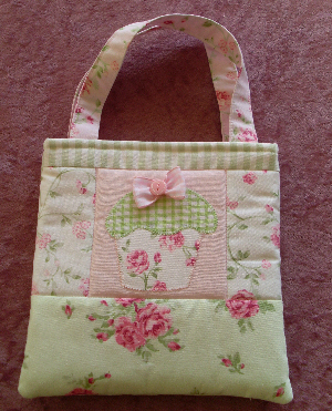 Little Cupcake Bag
