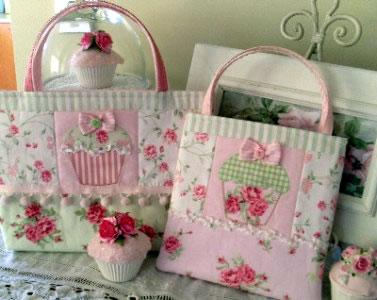 Cupcake Bag Pattern
