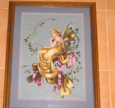 The Woodland Fairy (Framed Picture)